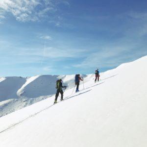 Wunderbare Skitouren im Donnersbachtal im Steirischen Ennstal
