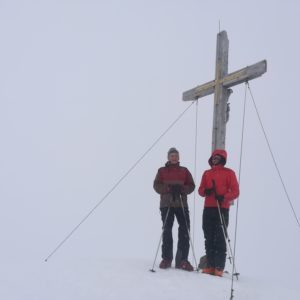 Skitour Sesvennahütte