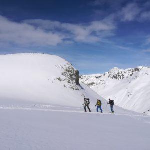 Sesvennagruppe - Skitouren mit Bergführer