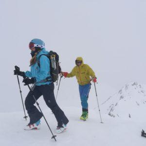 Skitouren in der Sesvennagruppe