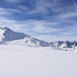 Sesevnna gruppe, perfekt für skitourengeher
