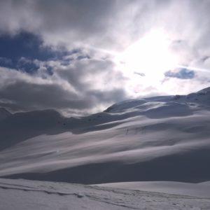 Skitouren rund um die Sesvennahütte mit Bergführer