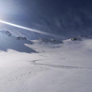 Skitour Schädler, Sesevennagrupper
