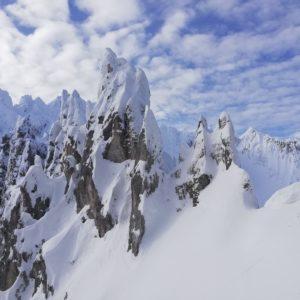 Alaska? Nein, Innsbrucks Karwendel
