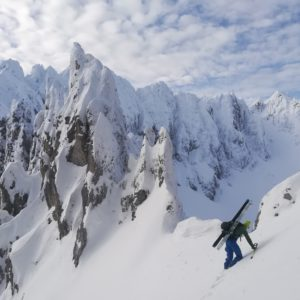 tief im wilden Karwendel