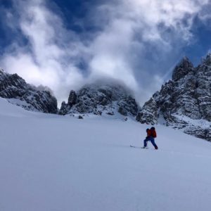 Skitouren in den Kalkkögeln
