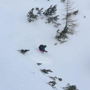 Skitourengehen mit BErgführer in der Axamer Lizum