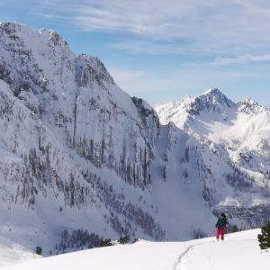 Skitour aufs Gleirschtaler Brandjoch