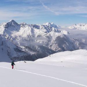 Skitouren mit Bergfüher in Tirol