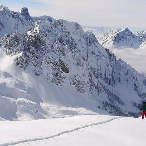 Tolle Lnadschaft im Tiroler Karwendel.